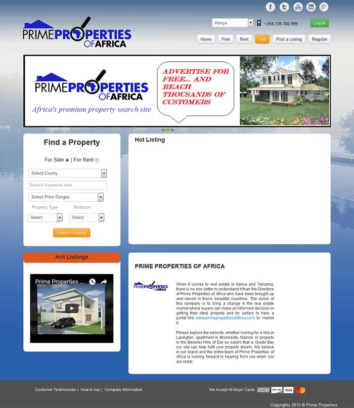 Property Management/Listing